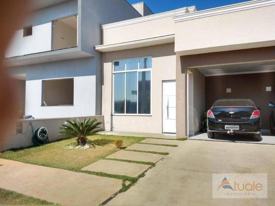 Casa Com 3 Dormitórios À Venda E Locação, 130 M² - Parque Olívio Franceschini - Hortolândia/sp - Ca6702