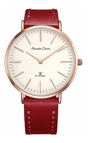 Reloj Alexandre Christie Classic Steel 8490lhlrgslre