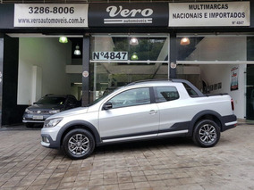 Volkswagen Saveiro Cross Cd 1.6 Msi Total Flex 2017