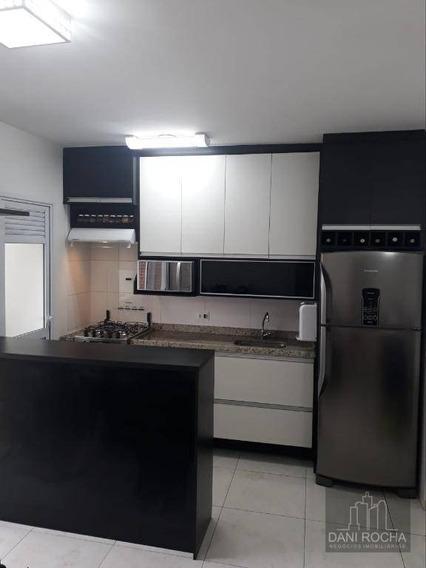 Apartamento Com 1 Dormitório À Venda, 43 M² Por R$ 360.000 - Santa Paula - São Caetano Do Sul/sp - Ap0038