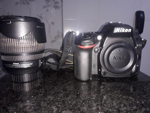 Câm Fot Marca Nikon D7100 C/ Lente 18 X 105 + Flash Sb700
