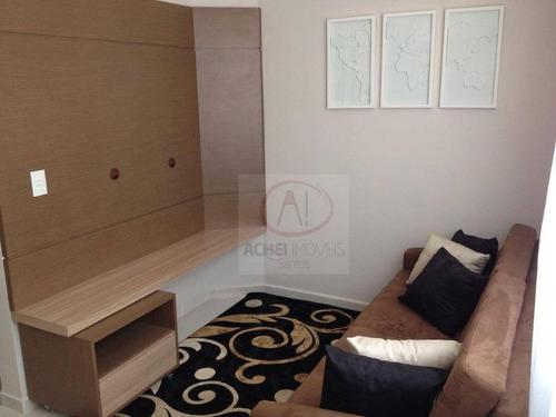 Casa Com 2 Dormitórios À Venda, 84 M² Por R$ 430.000,00 - Estuário - Santos/sp - Ca1522