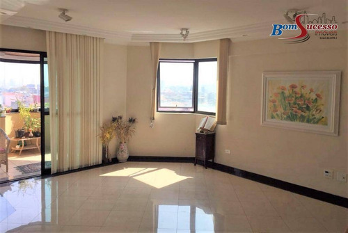 Apartamento Com 3 Dormitórios À Venda, 130 M² Por R$ 980.000,00 - Vila Invernada - São Paulo/sp - Ap1763