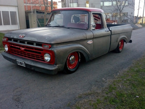 Ford F100 Twin Beam V8 Año 67 Rat Rod
