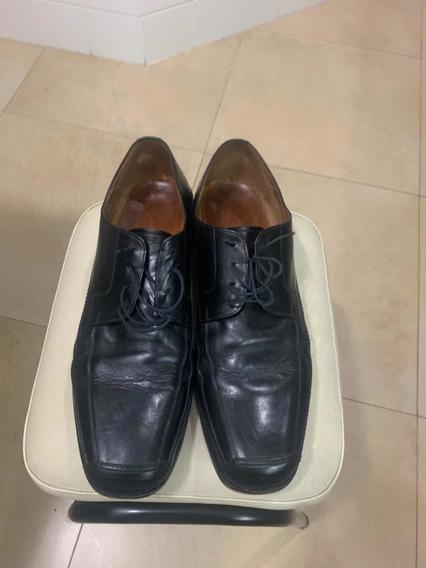 Zapatos Negros 48