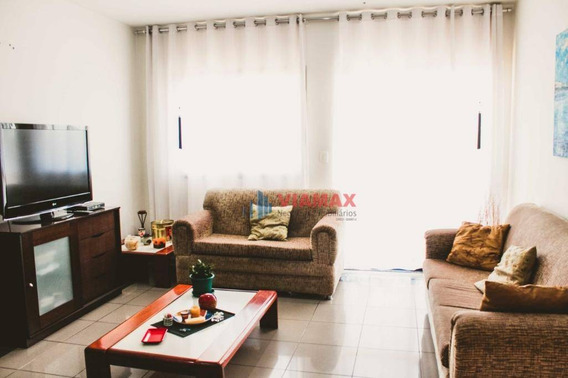 Apartamento Com 4 Dormitórios À Venda, 124 M² Por R$ 620.000 - Jardim Esplanada - São José Dos Campos/sp - Ap2713