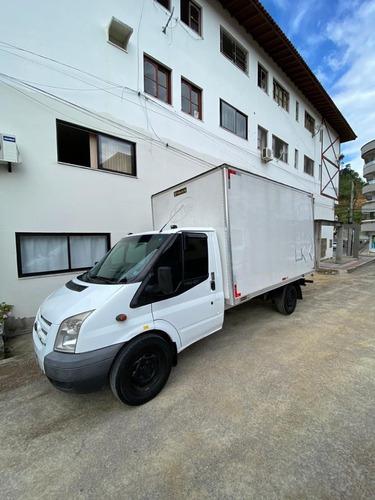 Ford Transit Chassi Com Bau