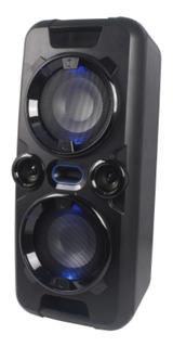 Parlante Winco W240 portátil inalámbrico Negro 220V