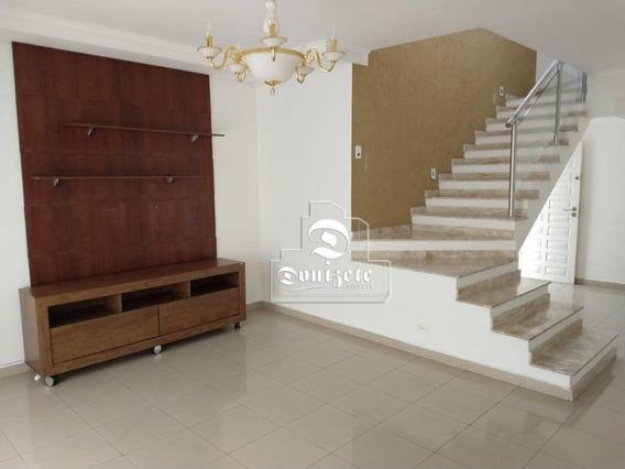 Casa Com 3 Dormitórios À Venda, 280 M² Por R$ 900.000 - Osvaldo Cruz - São Caetano Do Sul/sp - Ca0908