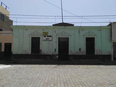 Ocasion!! Vendo Amplia Casona Como Terreno En Chiclayo