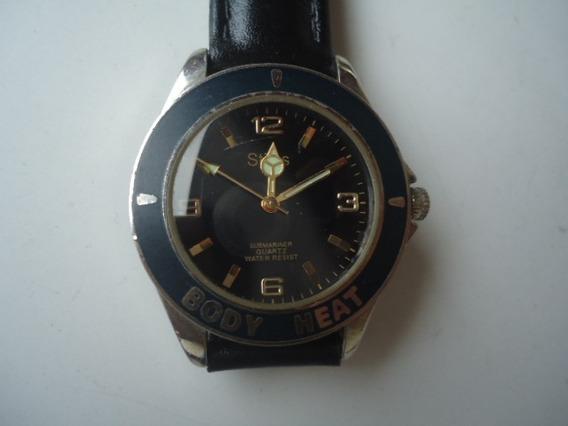 Relógio Stilus Inox Quartz Masculino