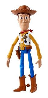 Figura Woody Articulado Toy Story Original Mattel 22 Cm