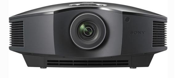 Projetor Sony Vpl-hw45es, 1800 Lúmens, Full Hd 3d