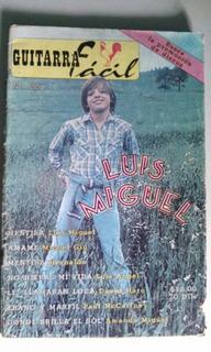 Luis Miguel Cancionero