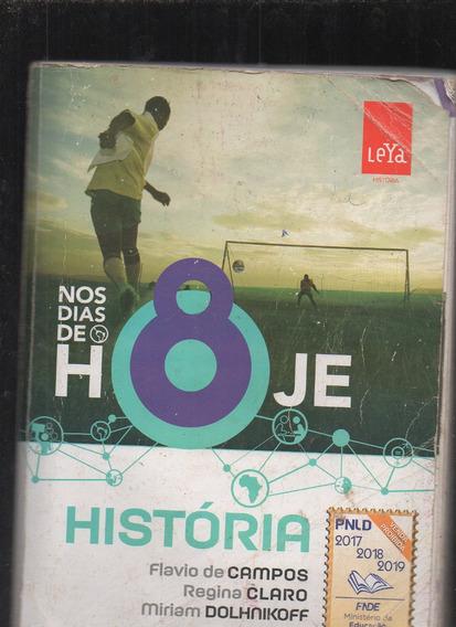 Livro História Hoje- 8 Ano- Campos/claro/dolnikoff