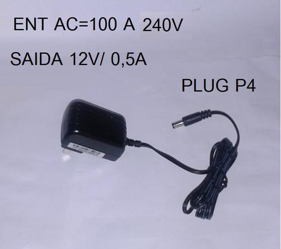 Kit 50 Fontes 12v/ 0,5a Uso Geral Arduino Ou Fita Led