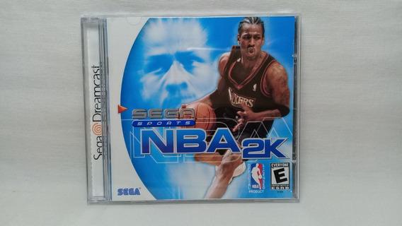 Nba 2k Dreamcast Original Completo