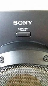 Caixa Subwoofer Sony - Modelo S S - W G 450