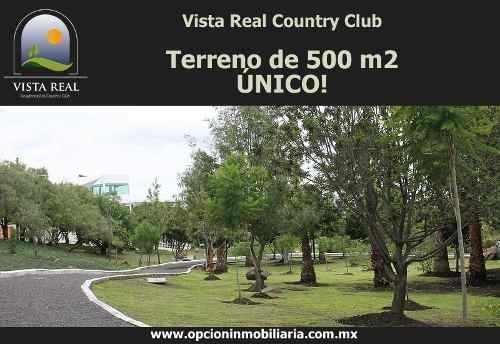 Se Vende Hermoso Terreno En El Fracc. Vista Real & Count