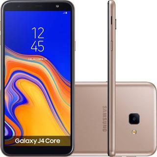 Lote 05 Samsung Galaxy J4 Core J410g/ds 16gb Cobre Lacrado