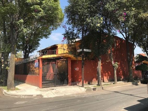 Venta De Casa Azcapotzalco Uso Habitacional 5 Viviendas