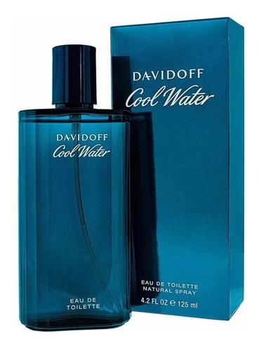 Perfume Original Davidoff Cool Water Pa - mL a $839