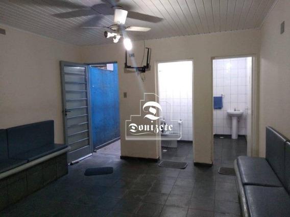 Sobrado Com 2 Dormitórios À Venda, 143 M² Por R$ 428.900,10 - Jardim Bela Vista - Santo André/sp - So1262