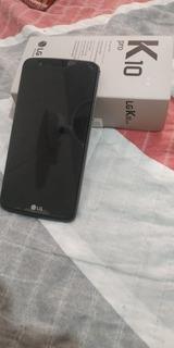 Celular Lg K10 Pro - Usado.