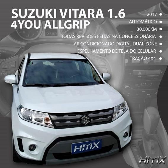 Suzuki Vitara 1.6 16v Gasolina 4you Allgrip Automático