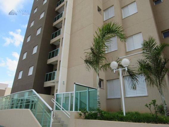 Apartamento Com 3 Dormitórios Para Alugar, 74 M² Por R$ 1.500/mês - Jardim Santiago - Indaiatuba/sp - Ap1601