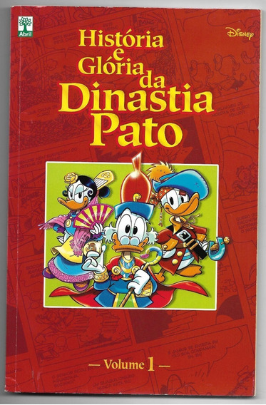 História Glória Dinastia Pato Nº 01- No Egito ( Disney-2009)