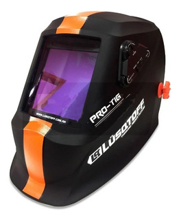Máscara Fotosensible Para Soldar St-1t Lusqtoff