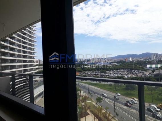 Sala Comercial 47m² - Time Office - Jardim Das Perdizes - Fm187862