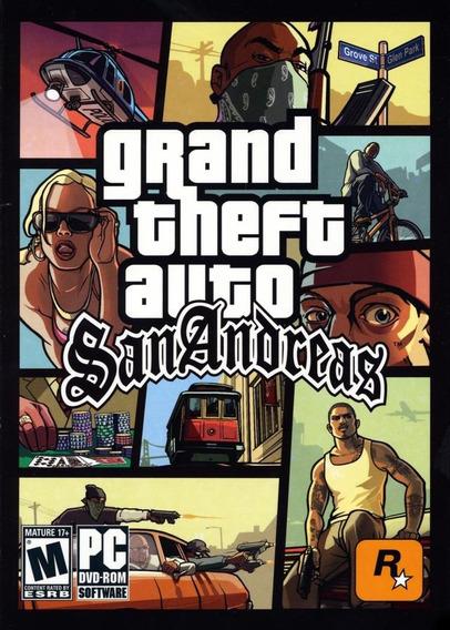 Gta San Andreas (pc) (traduzido E Completo!)