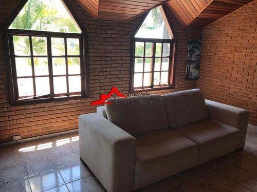 Chácara Com 3 Dorms, Buquirinha Ii, São José Dos Campos - R$ 1.5 Mi, Cod: 60610 - V60610