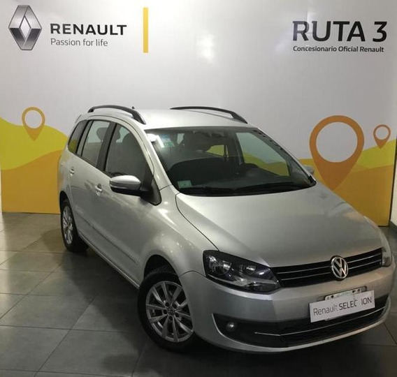 Volkswagen Suran 2013 1.6 Imotion Highline