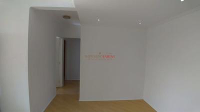 Apartamento Com 3 Quartos Para Alugar, 70 M² Por R$ 1.600,00/mês - Sz8561