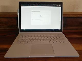 Surface Book I7 16gb 500gb Stylus Nvidia 1gb
