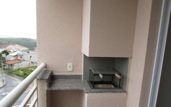 Apartamento Para Venda Em Mogi Das Cruzes, Vila Nova Aparecida, 2 Dormitórios, 1 Suíte, 2 Banheiros, 1 Vaga - 2182_2-941969