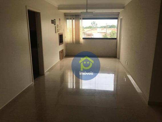 Apartamento Com 3 Dormitórios À Venda, 98 M² Por R$ 450.000 - Jardim Bosque Das Vivendas - São José Do Rio Preto/sp - Ap7282