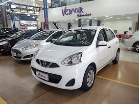 Nissan March S 1.0 Flex