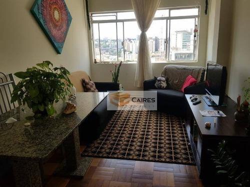 Apartamento Com 1 Dormitório À Venda, 60 M² Por R$ 140.000,00 - Centro - Campinas/sp - Ap7536