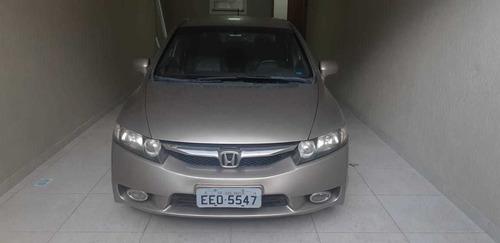 Honda Civic 2008 1.8 Lxs Flex Aut. 4p