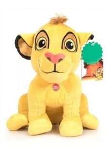 Peluche Simba The Lion King 30 Cm C/ Sonidos Original