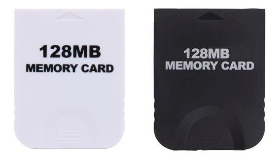 Memory Card 128mb/2043 Blocos Para Gamecube & Wii !!!!