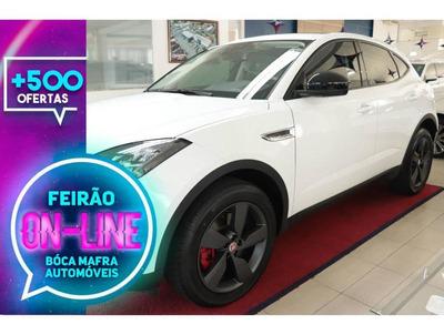 Jaguar E-pace E-pace 2.0 Aut