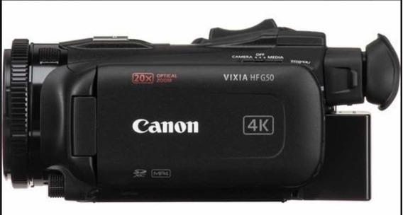 Canon Vixia Hf G50 4k