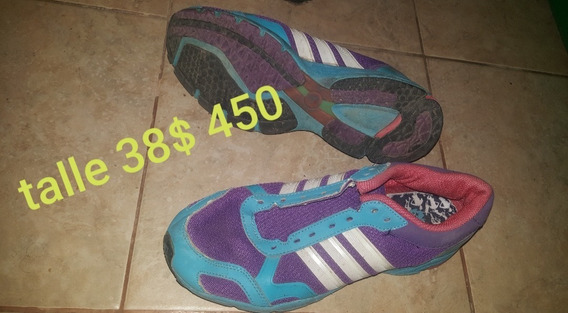 Vendo Zapatilla adidas Pie 38!