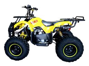 Quadriciclo 125cc Automático Com Ré Little Bull Aro 8
