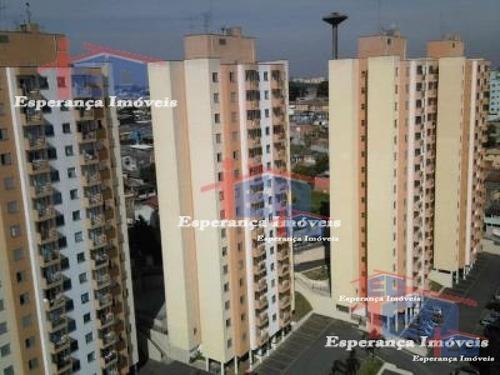 Imagem 1 de 15 de Ref.: 1745 - Apartamento Em Osasco Para Venda - V1745